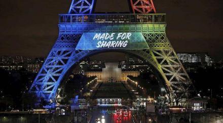A Torre Eiffel, garota propaganda de Paris para 2024
