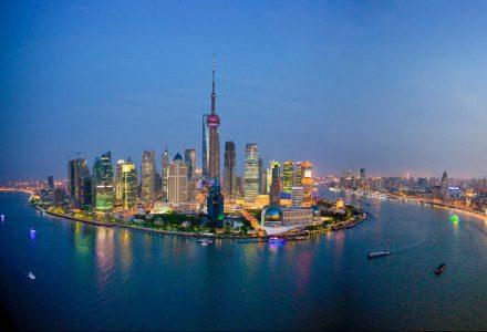 Xangai, agora com voos charters para Papeete